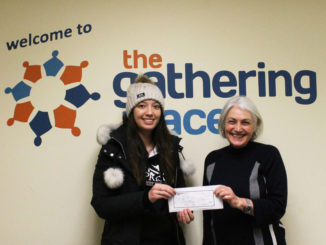 Owner of Apricity Clothing donating ten percent of her profit to The Gathering Place.
