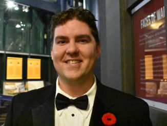 Joey Callanan is a member of the award-winning Newman Sound Men's Choir of St. John's, Newfoundland. He is excited to sing for a special concerted called Remember on November 9 at The Rooms, St. John's.