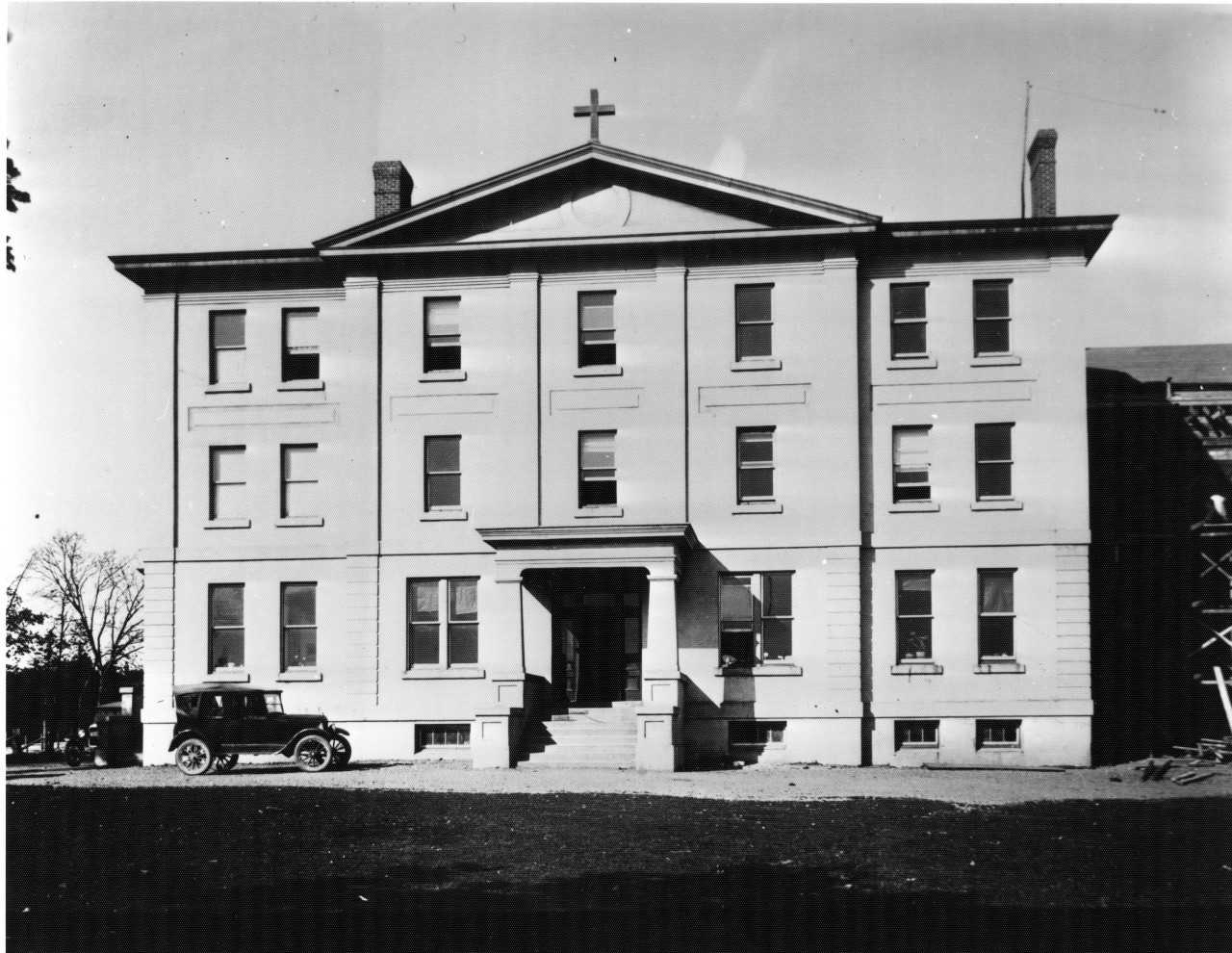 The court-ordered compensation to victims had the Christian Brothers demolish the orphanage and sell the land to property developers for $8 million, which was paid to victims. City of St. John's Archive
