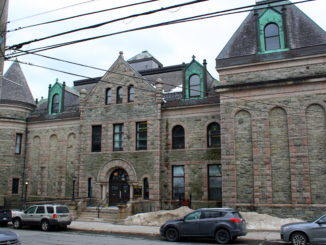 supreme court of Newfoundland and Labrador, journalism, crime, reporting, St. John's, downtown