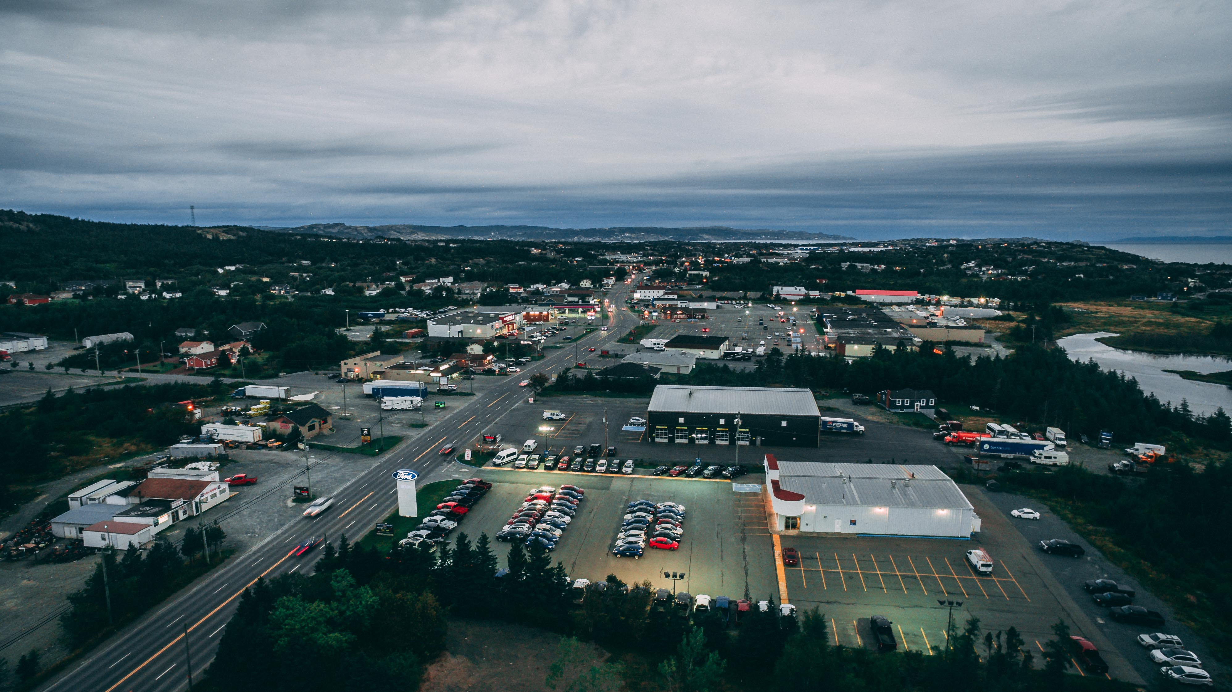 The town of Bay Roberts will be the home of the Mad Rock drive-in movie theatre. Tyler Mugford/Kicker