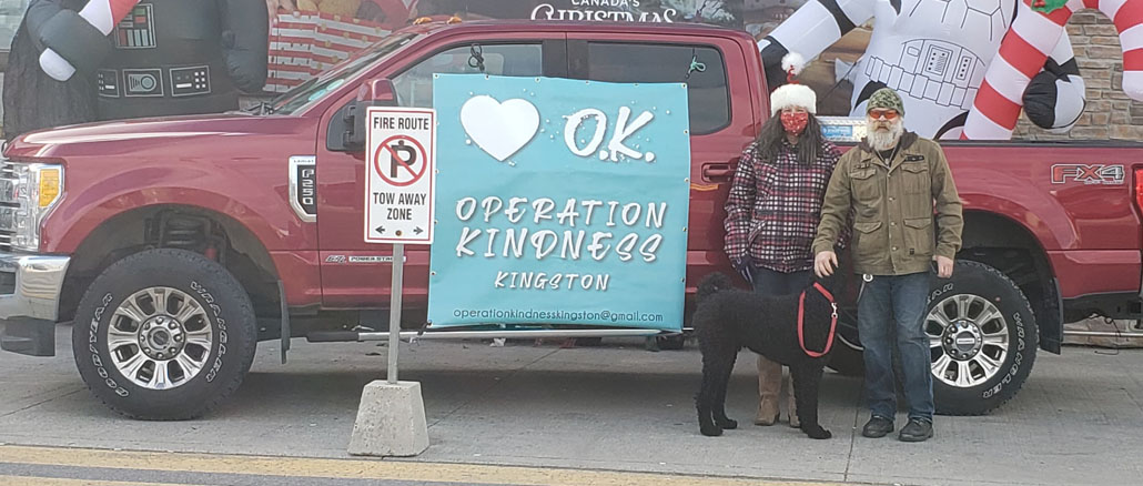 Operation Kindness Volunteers