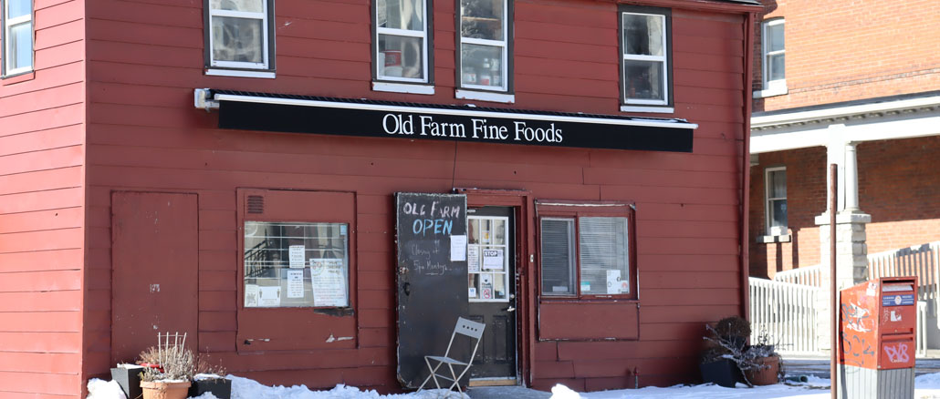 Old Farm Fine Foods grocery store