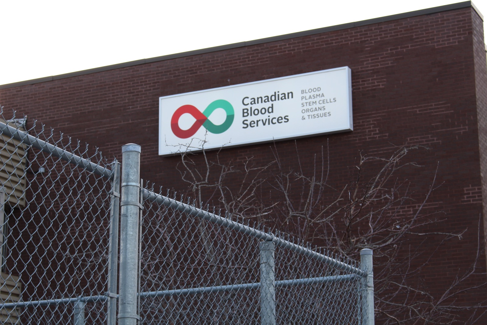 Canadian Blood Services Building