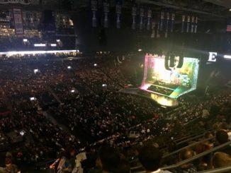 Elton concert