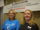 Michelle Winsor, coordinator for children programs, and Christina Jones, a field worker for the children program, planned the National Child Day program. They said the event was for everyone from zero to 99.
