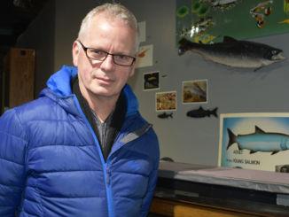 Newfoundland Atlantic salmon, Fluvarium, Newfoundland Power, Year of the Salmon