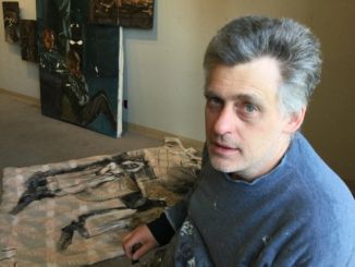 John MacCallum runs Artisan Woodworking. He builds furniture that is grounded in Newfoundland traditions and can be used as heirlooms. MacCallum creates pop-up art too that is about his personal life and Newfoundland's environment.