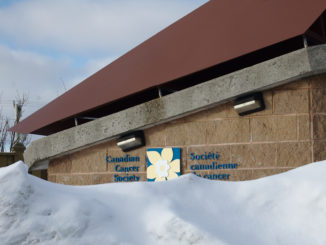 Sign at the Daffodil Place entrance.