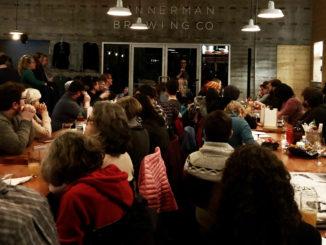 SJCNL members gather at Bannerman Brewery