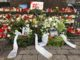 Wreaths have been laid down together with candles and photos in memory of the victims of the Hanau shooting. Nine people lost their lives during the attack. Photo credits to hr.