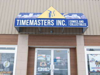 Timemasters building