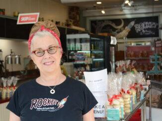 Kelly Mansell is co-owner of Rocket Bakery. Henrike Wilhelm/Kicker