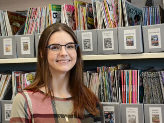 Emma Craig is the regional librarian for St. John's. She says NL Public Libraries offer a variety of programs to foster children's literacy. Henrike Wilhelm/Kicker