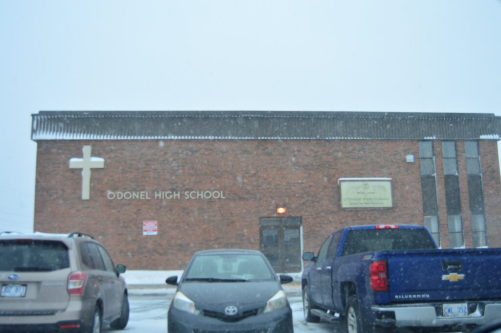COVID19 has spread through various high schools, such as O'Donel High School.