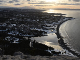 Topsail Bluff is a popular walking destination. Located on the cliffs above topsail beach it gives a view of C.B.S.
