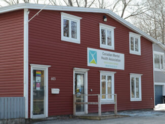 The CMHA-NL is located on Topsail Road in St. John's. John Dinn from the CMHA-NL says mental illness is a taboo for many older adults. Henrike Wilhelm/Kicker