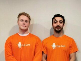 Zipp Cart co founders